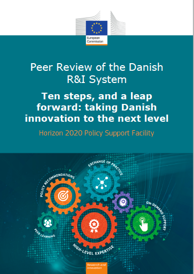 Review Innovation Policy Denmark